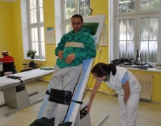 Tereziny lázně Dubí - mechanoterapie | Tereza`s Spa in Dubí - mechanotherapy